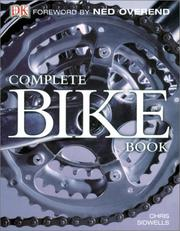 Cover of: Complete Bike Book