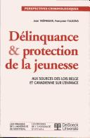 Cover of: Délinquance & protection de la jeunesse by Jean Trépanier