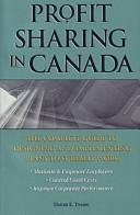 Cover of: Profit sharing in Canada | David Tyson