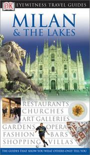 Milan & The Lakes by DK Publishing
