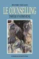 Cover of: Le counselling