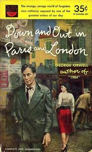 Cover of: Down and Out in Paris and London