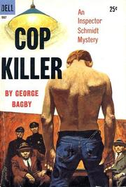 Cover of: Cop Killer | George Bagby
