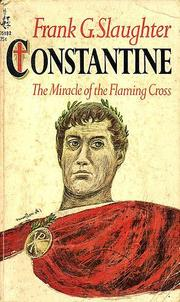 Cover of: Constantine: The Miracle of the Flaming Cross