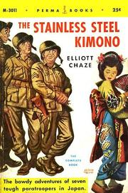 Cover of: The Stainless Steel Kimono