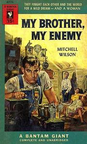 Cover of: My Brother, My Enemy
