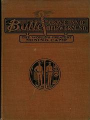 Cover of: brief history of Butte, Montana | Harry Campbell Freeman