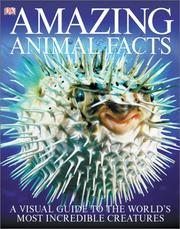Cover of: Amazing Animal Facts | Jacqui Bailey