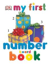 Cover of: My First Number Board Book | DK Publishing