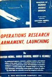 Cover of: Operations research, armament, launching