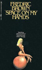 Cover of: Space on My Hands