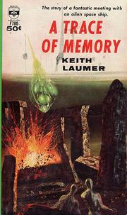 Cover of: Trace of Memory | Keith Laumer