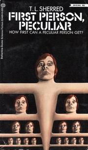 Cover of: First Person, Peculiar