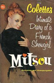 Cover of: Mitsou