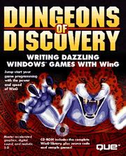 Cover of: Dungeons of discovery