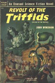 Cover of: The Revolt of the Triffids