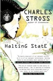 Halting State by Charles Stross