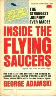 Cover of: Inside the Flying Saucers | George Adamski