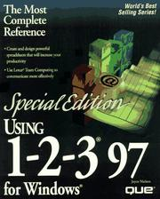 Cover of: Using 1-2-3 97