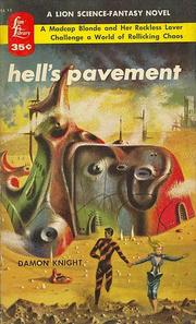 Cover of: Hell's Pavement
