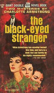 Cover of: The Black-Eyed Stranger