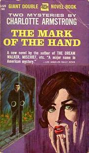 Cover of: The Mark of the Hand