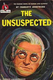 Cover of: The unsuspected