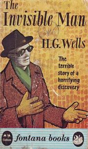 Cover of: The Invisible Man by H. G. Wells