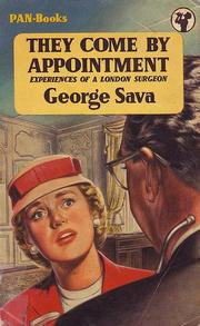 Cover of: They come by appointment