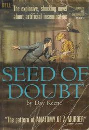 Cover of: Seed of Doubt | Day Keene