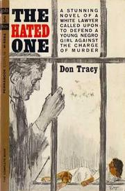 Cover of: Hated One | Don Tracy
