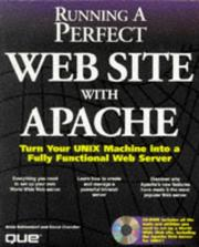 Cover of: Running a perfect Web site with Apache