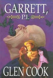 Cover of: Garrett, P.I. by Glen Cook