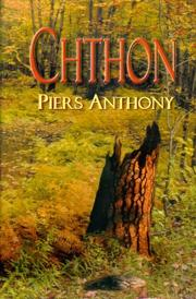 Cover of: Chthon | Piers Anthony