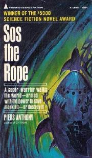 Cover of: Sos the rope