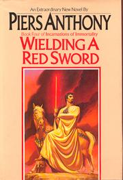Cover of: Wielding a red sword
