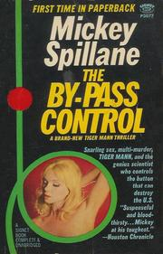 Cover of: The By-Pass Control | Mickey Spillane