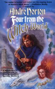 Cover of: Four from the Witch World |