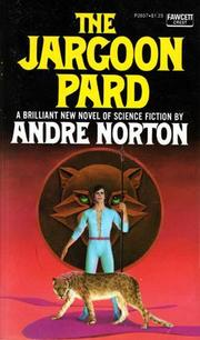 Cover of: The Jargoon Pard | Andre Norton