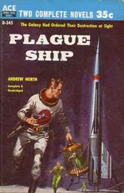 Cover of: Plague Ship | Andre Norton