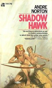 Shadow Hawk by Andre Norton