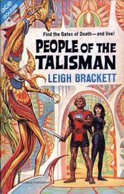 Cover of: People of the Talisman