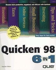 Cover of: Quicken 6-in-1