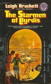 Cover of: The Starmen of Llyrdis
