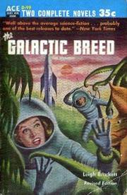 Cover of: The Galactic Breed