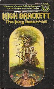 Cover of: The Long Tomorrow