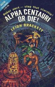 Cover of: Alpha Centauri or Die!