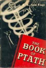 Cover of: Book of Ptath | A. E. van Vogt