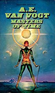 Cover of: Masters of Time | A. E. van Vogt