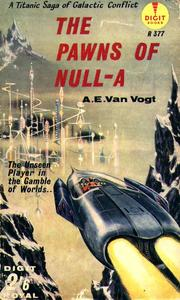 Cover of: Pawns of Null-A | A. E. van Vogt